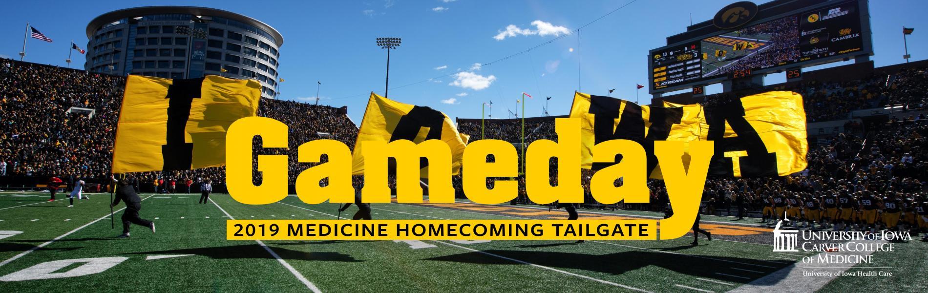 Iowa Medicine Homecoming Tailgate