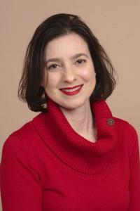 Robyn Domsic, portrait