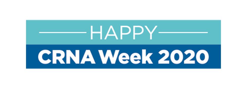 CRNA Week 2020