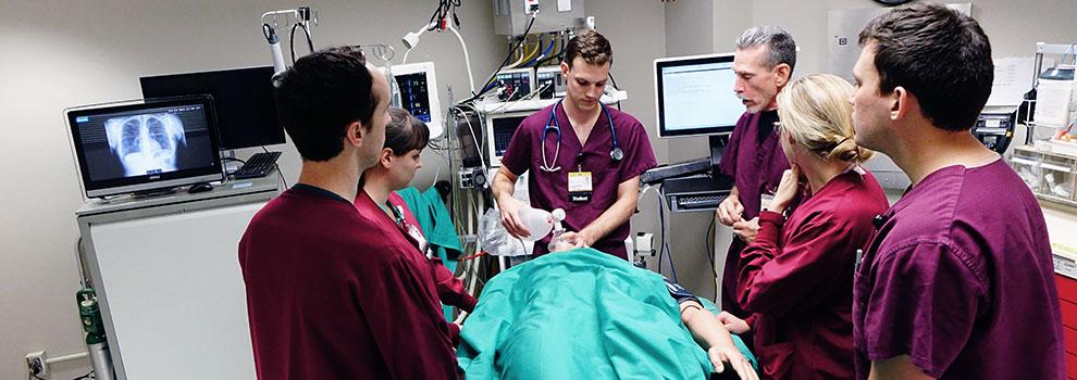 Medical Student Simulation