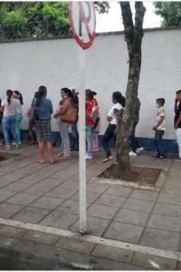 Clinic day, Bucaramanga