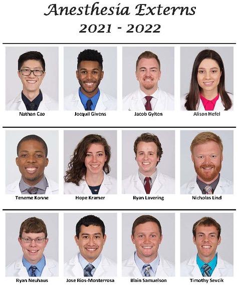 2021-2022 Externs