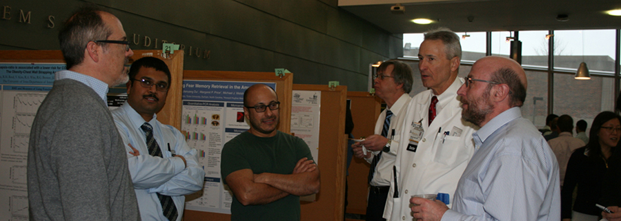 Poster Session at Iowa