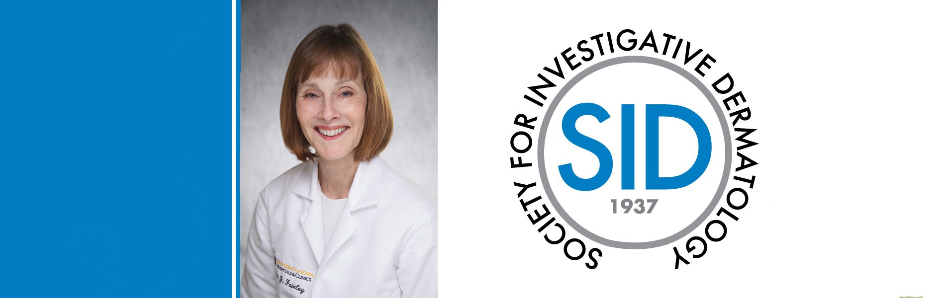 Dr. Fairley named President of the Society for Investigative Dermatology