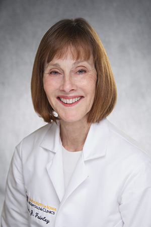 Dr. Janet Fairley