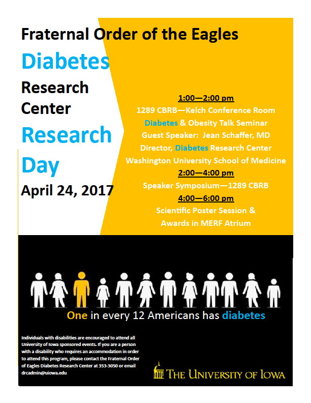 Research Day Flyer