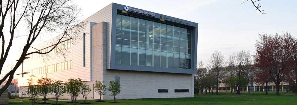 Iowa Lions Eye Bank Building