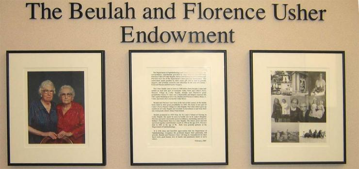 The Usher Endowment