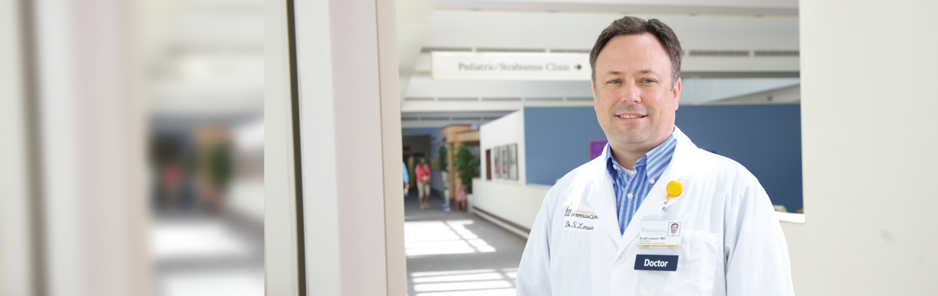 Faculty Focus: Scott Larson, MD