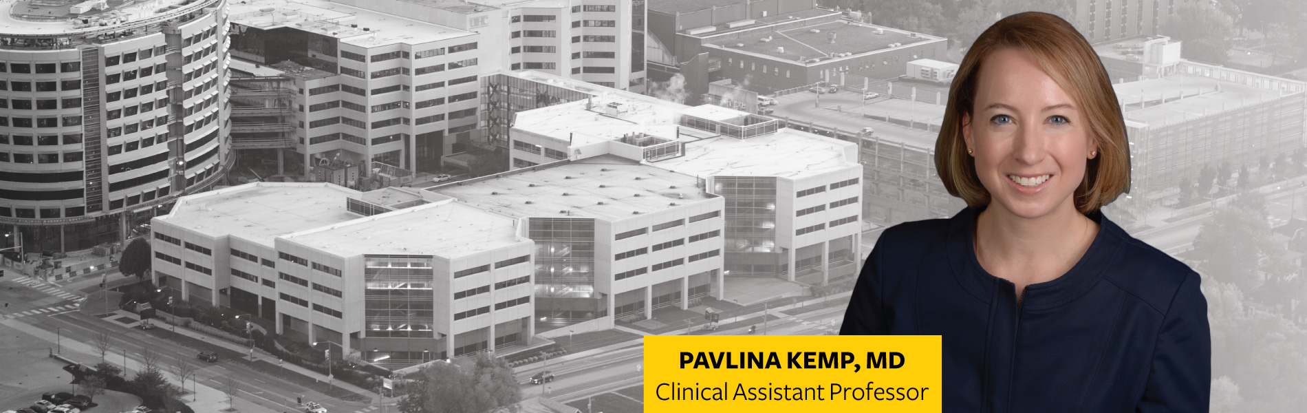 Pavlina Kemp, associate residency program director