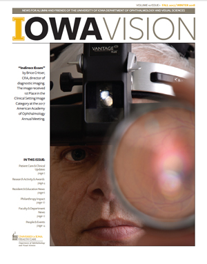 Iowa Vision Newsletter