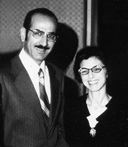 Mansour and Aida Armaly