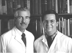 Drs. H. Stanley Thompson and James C. Corbett