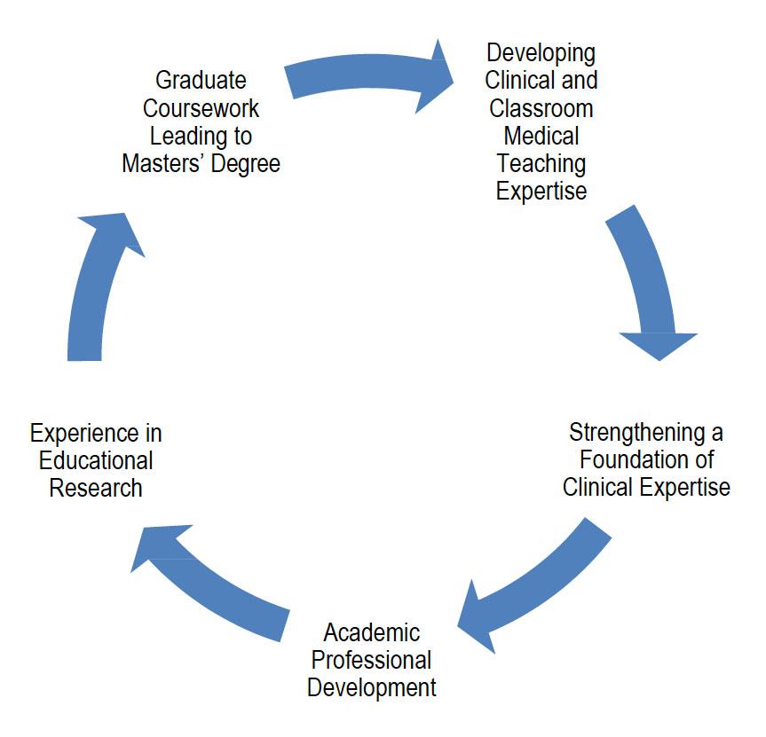 Medical Education Fellowship diagram
