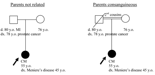 Instructions On How To Draw A Pedigree Iowa Institute Of Human