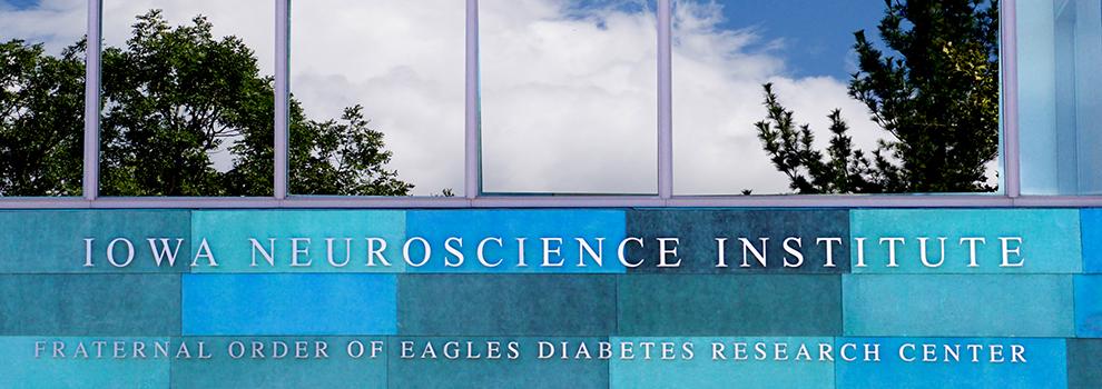 Iowa Neuroscience Institute building exterior photo