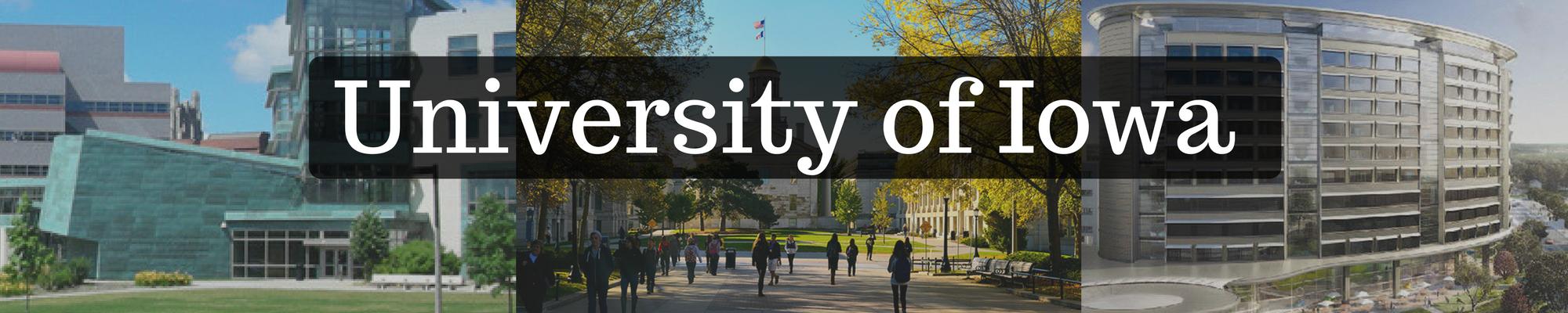 Links to University of Iowa