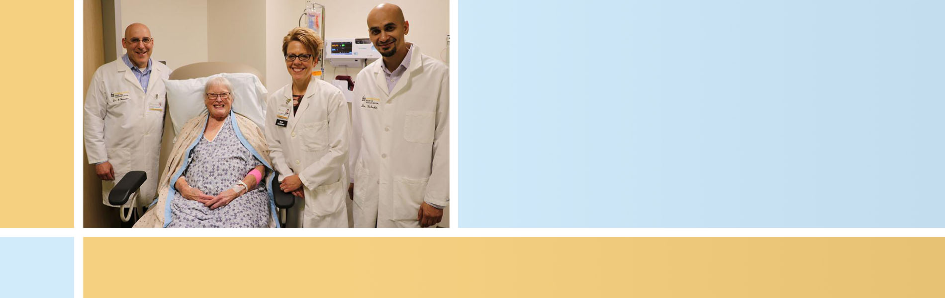 Banner: UI Heart and Vascular Center performs first-in-Iowa catheter-based tricuspid valve repair