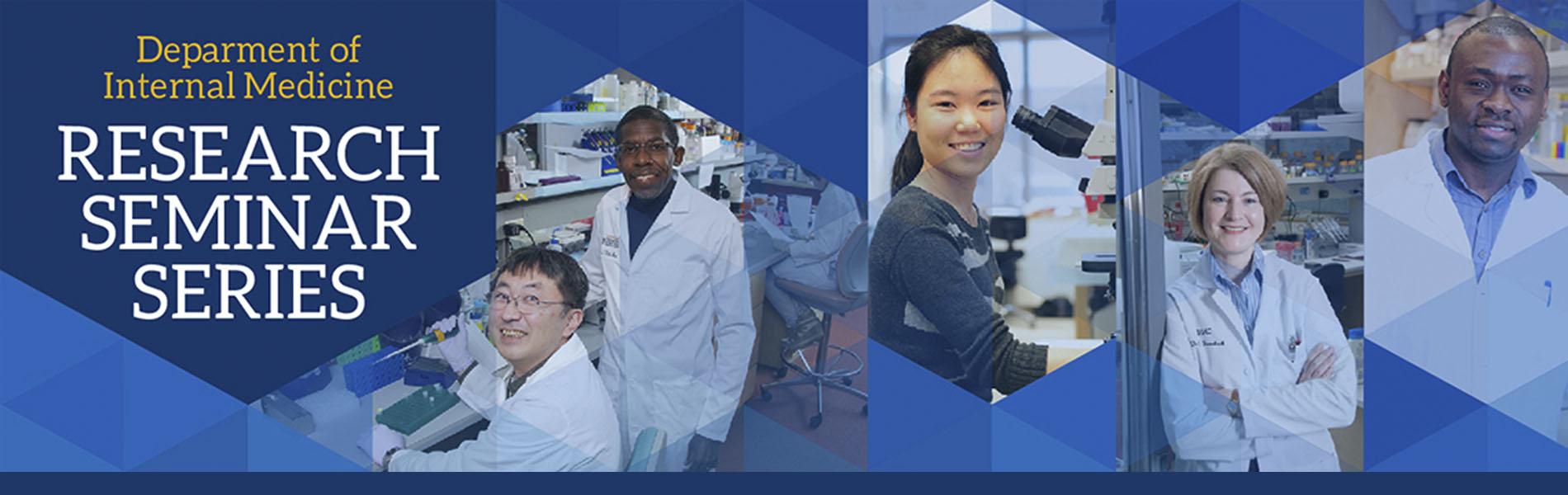 Banner: Internal Medicine Research Seminar Series