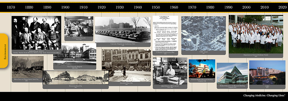 Photo - History of the Department