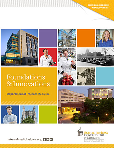 Foundations & Innovations cover graphic