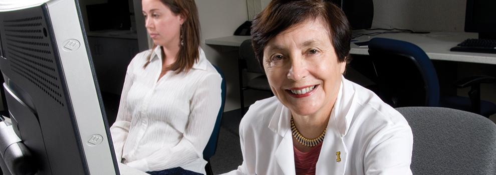 Nancy Andreasen, MD, PhD