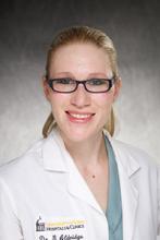 Georgina Aldridge, MD, PhD