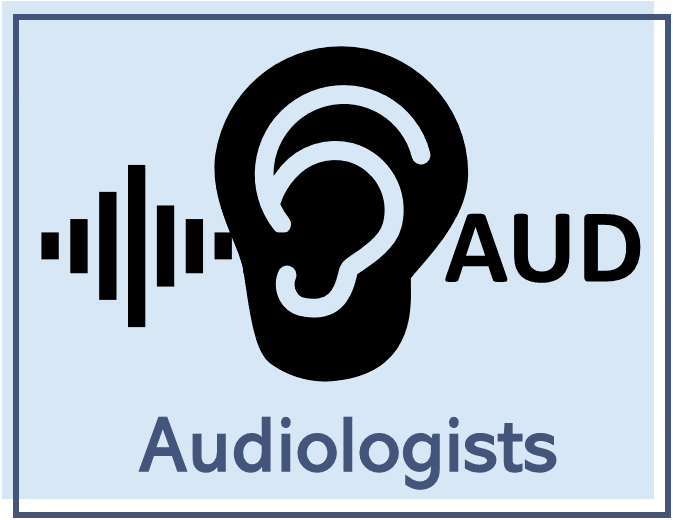 Pages for audiologists