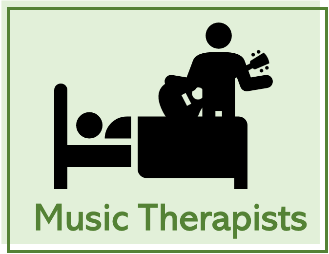 Pages for music therapists