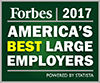 Forbes Best Employer