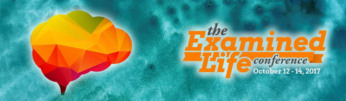 Banner for The Examined Life Conference