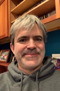 Selfie of Brian Gehlbach
