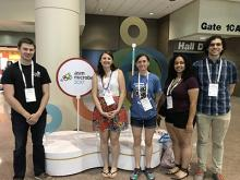 MUSA students at ASM Microbe 2017