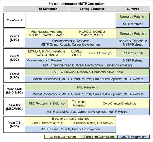 Program Structure | MSTP