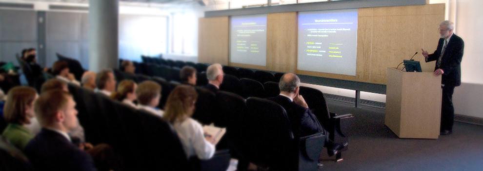 Grand Rounds Presentations | Department of Neurology