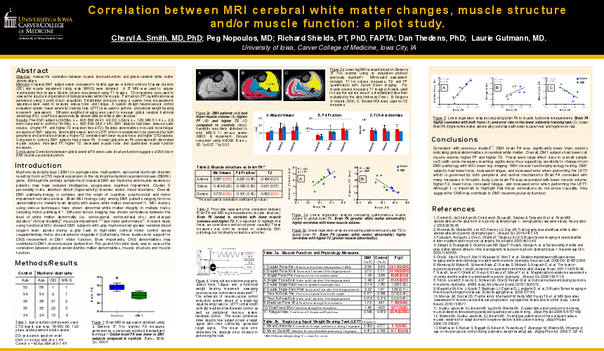 poster presentations department of neurology