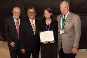 OBGYN Resident Selected as a 2016 Quilligan Scholar
