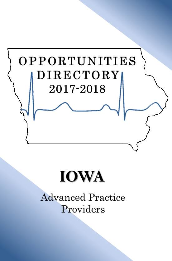 Iowa Physician Assistant and Nurse Practitioner Opportunities Directory