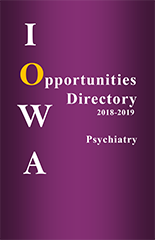 Psychiatric Opportunities 2018-2019