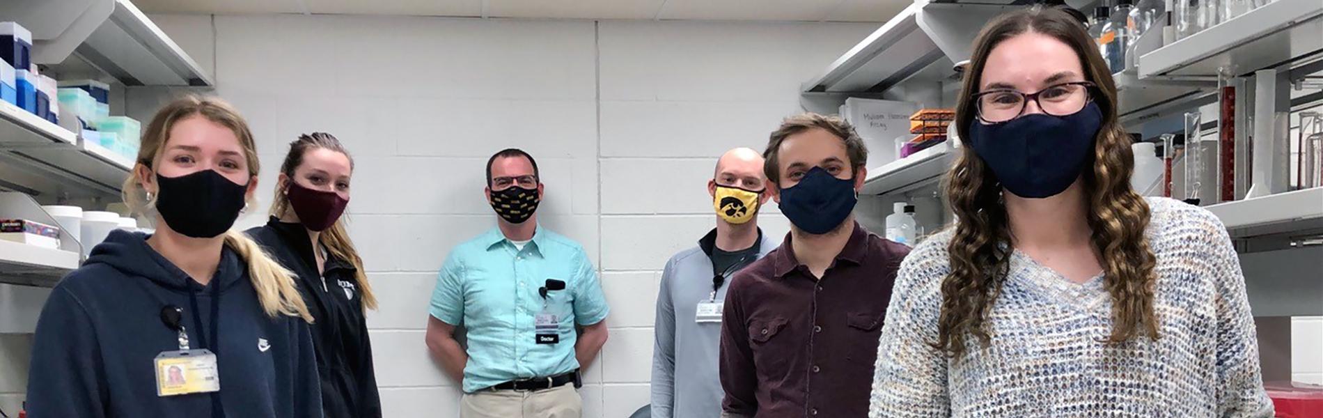 Dr. Marco Hefti's Lab