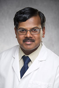 Pathology Welcomes New Faculty Dr. Anand Rajan KD