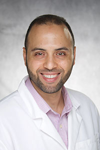 Pathology Welcomes New Faculty Dr. Sarag Boukhar