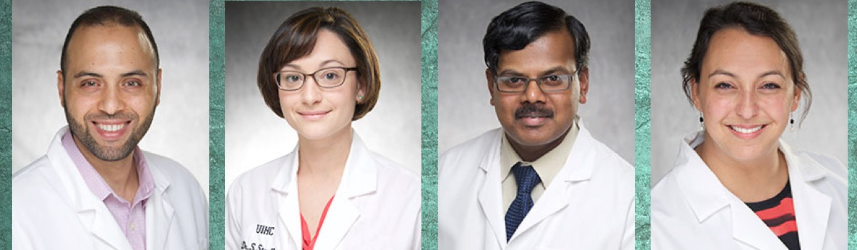Pathology Welcomes New Faculty
