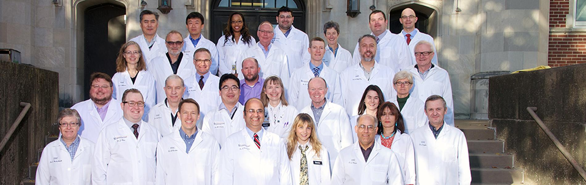 Pathology Faculty