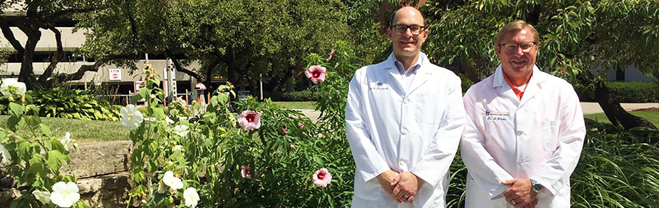 Drs. Matthew Krasowski and Stacey Klutts