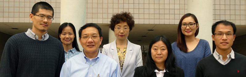 Jiang's Lab Members