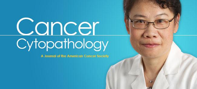 Deqin Ma Cancer Cytopathology article