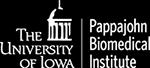 Pappajohn Biomedical Institute Logo Unit Style Black