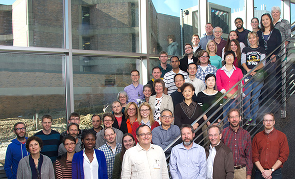 Lung Biology & CF Research Group