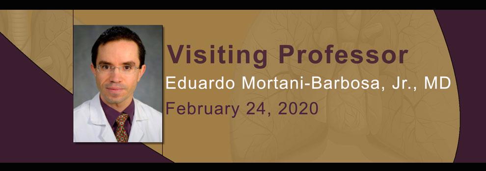 Eduardo Mortani-Barbosa, Jr., MD